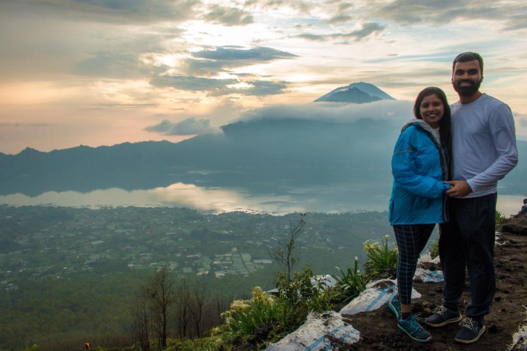 Mout Batur Bali
